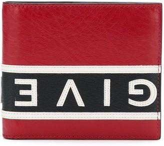 Givenchy Colour-Block Logo Bi-Fold Wallet