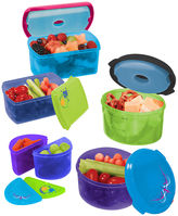 Fit & Fresh FIT AND FRESH 14-pc. Kids Lunch Container Set
