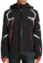 Spyder Pinnacle Hooded Jacket