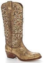 Frye Deborah Studded Tall Boots