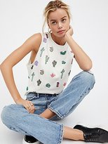 We The Free Little Cactus Tank at Free People