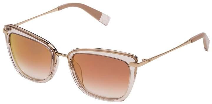 Furla 52mm Cat Eye Sunglasses