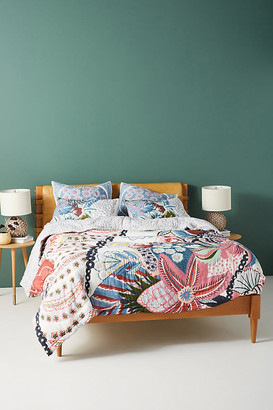 Nieves Quilt By Artisan Quilts by Anthropologie in Assorted Size TW TOP/BED