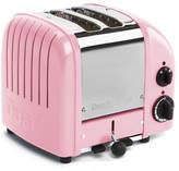 Dualit NEW NewGen Petal Pink 2 Slice Toaster