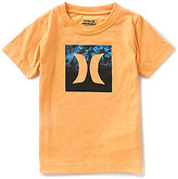 Hurley Little Boys 4-7 Squared Up Short-Sleeve Tee