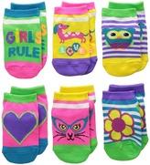 Jefferies Socks Rule Low Cut 6-Pack (Infant/Toddler/Little Kid)