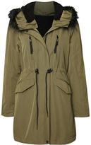 Dex Winter Khaki Jacket