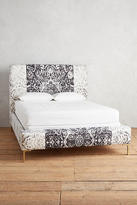 Anthropologie Nimbus-Printed Edlyn Bed