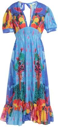 Carolina K. 3/4 length dresses