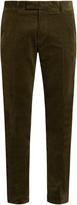 Polo Ralph Lauren Slim-leg stretch-cotton corduroy chino trousers