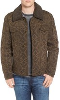 Pendleton Men's Sedona Jacquard Print Waxed Cotton Jacket