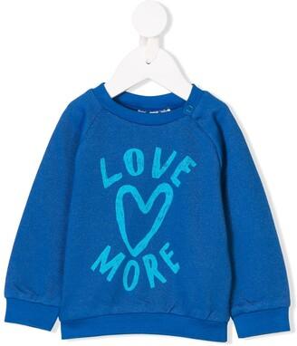 Noé & Zoë Love More sweatshirt