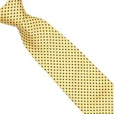 Osborne Yellow Polka Dot Tie