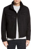 Michael Kors Men's Wool Blend Jacket
