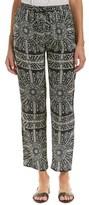 Tolani Printed Silk Pant.