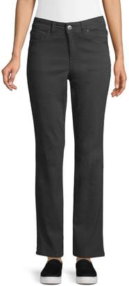 Style&Co. Style & Co. Tummy Control Straight Leg Jeans