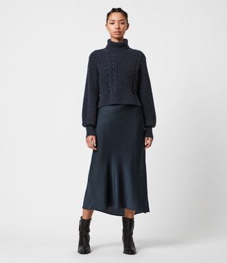 AllSaints Tierny Corina 2-In-1 Dress
