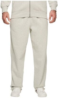 Polo Ralph Lauren Big & Tall Big Tall Classic Athletic Fleece Pull-On Pants (Light Sport Heather) Men's Fleece
