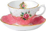 Royal Albert Cheeky Pink 2-pc. Cup and Saucer Set