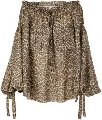 Zimmermann Suraya silk blouse