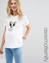 Asos T-Shirt with Toucan Print