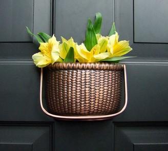 Pottery Barn Nantucket Basket Door Knocker