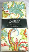 Ralph Lauren Izmir Lime Napkins Set of 4