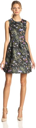 Glamorous Women's Floral Dress