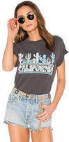 Show Me Your Mumu Oliver Tee in Gray. - size L (also in M,S,XS)