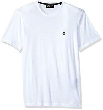 The Kooples Men's Men's Basic T-Shirt with a Skull Emblem