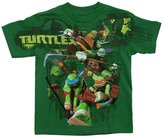 Freeze Toddlers Teenage Mutant Ninja Turtles Battle T-Shirt