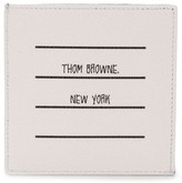 Thom Browne Paper Label cardholder