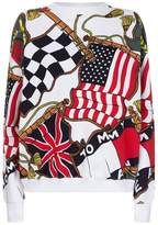 Tommy Jeans Flag Print Sweater