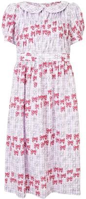 COMME DES GARÇONS GIRL Short Sleeve Babydoll Dress