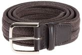 Orciani Sports Braided Belt