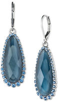 lonna & lilly Mother-of-Pearl Silvertone Pear Drop Earrings