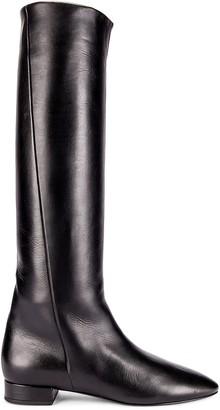 Saint Laurent Dana Knee High Boots