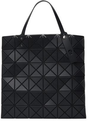 Bao Bao Issey Miyake Black Matte Lucent Tote Bag
