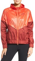 Nike Women's 'Windrunner' Hooded Windbreaker