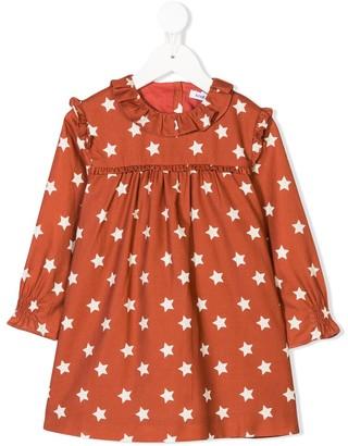 Knot Felicia star print dress