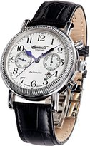 Ingersoll Men's IN1828WH Butterfield Analog Display Automatic Self Wind Black Watch