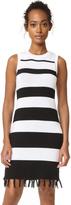 BB Dakota Jack by Dri Stripe Sweater Dress