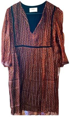 BA&SH Spring Summer 2020 Camel Polyester Dresses