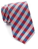Nautica Vilsandi Square Check Tie