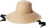 Janessa Leone Sammy Floppy Straw Hat
