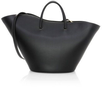 Little Liffner Large Tulip Leather Tote