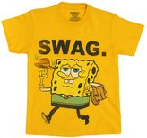SpongeBob Squarepants Swag Boys T-Shirt