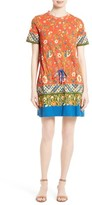 Tory Burch Women's Jessie Print T-Shirt Dress