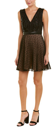 French Connection Florence A-Line Dress