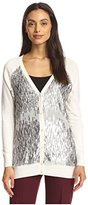 Haute Hippie Women's Sequined Cardigan